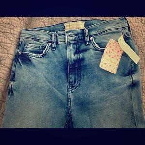 Free People sz 27 NWT  jeans